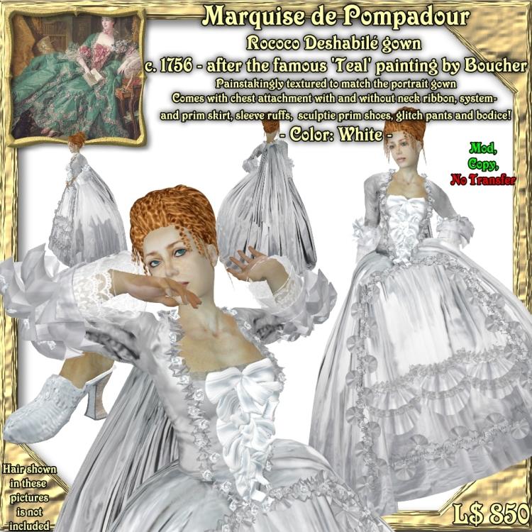 Pompadour_White
